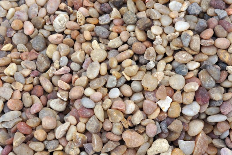 Indian glass stone per scoop collins landscape for Decorative river stones